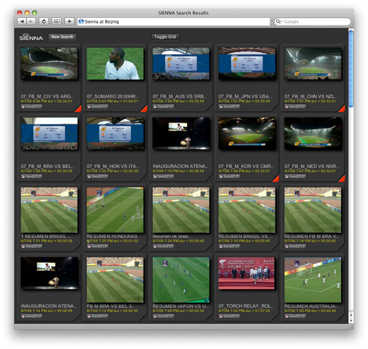 Sienna - Cutting Edge News Production, Sports Production & Multi-Cam